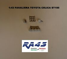 1/43 Fanaliera Toyota Celica ST 185 Rally additional headlights