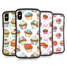 OFFICIAL emoji® CUPCAKES HYBRID CASE FOR APPLE iPHONES PHONES