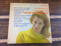 Andre Kostelanetz and his Orchestra Wonderland Vintage Vinyl Record LP 1963