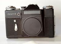 ZENIT - E  SLR REFLEX  FOR PARTS / À RÉPARER