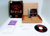 Diablo Shareware PC CD-ROM Big Box Demo Disc