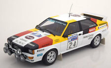 Minichamps Audi Quattro Lombard RAC Rally 1982 Demuth/Daniels #24 1/18 LE of 350