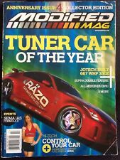 "Modified Magazine ""Tuner Car of the Year"" July 2006"