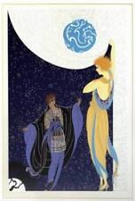 Art Deco Fashion Original Art Prints