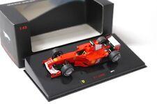 1:43 Hot Wheels elite ferrari f1-2000 schumacher japón GP en Premium-modelcars