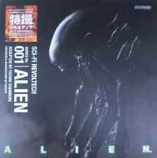 New Kaiyodo Tokusatsu Revoltech Series 001 Alien New Package Ver. Pre-Painted