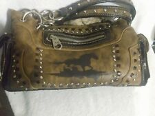 Ladies Leather Conceal Carry Purse