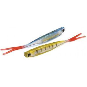 6 X rapture Power Minnow Fork Tail 11,5 CM Artificial Pike Shad Grub