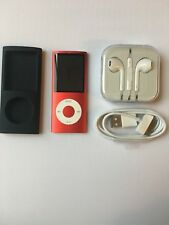 Apple iPod nano 4th Generation / chromatic Red (8 GB) #0755