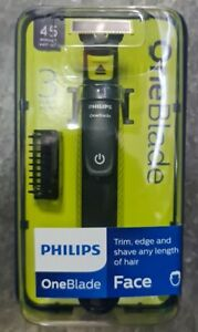 Phillips One Blade To Trim Edge and Shave Any Length Of Hair Wet or Dry Cordless