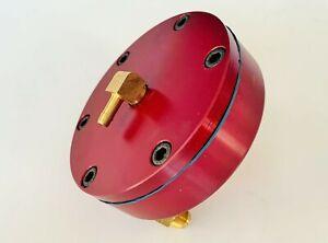 MEGAN Racing 3:1 Universal Fuel Pressure Regulator V3 Red MR-FPR-V3-R