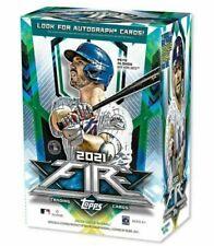 2021 Topps Fire Baseball Trading Card Blaster Box ( Factory Sealed )