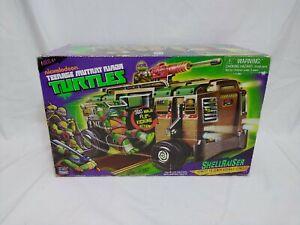 Teenage Mutant Ninja Turtles ShellRaiser Assault Vehicle Playmates 2013 NEW