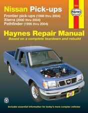 Repair Manual Haynes 72031 fits 96-04 Nissan Pathfinder