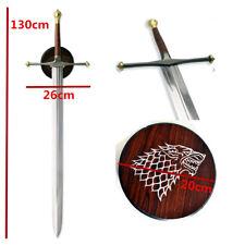 Game of Thrones 51'' Ice Sword of Eddard Stark Replica & Display Plaque #5986