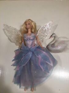 Barbie Swan Lake Odette 2003 - Original Dress With Swan