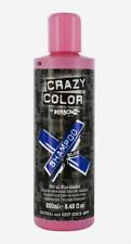 Crazy Color by Renbow Shampoo for all BLUE Hair Shades 250ml SAMEDAY DISPATCH