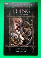 Swamp Thing Book 2 Love And Death Sc Alan Moore Stephen Bissette John Totleben