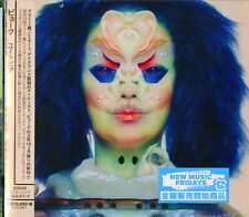 BJORK-UTOPIA-JAPAN CD BONUS TRACK F54