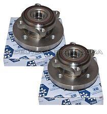 Front L + R Wheel Hubs + Bearings for Mini Cooper R50 R52 R53 31226756889 SET 2