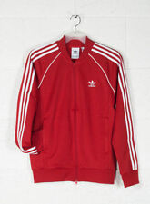 Abbiglimento sportivo da uomo felpe rosso taglia XL