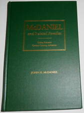 McDaniel and Related Families: Delta Pioneers Greene County, Arkansas (SKU#1042)
