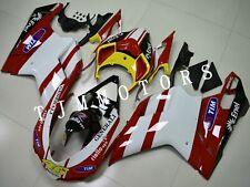 For Ducati 1198/1098/848 2007-2011 ABS Injection Mold Bodywork Fairing Kit Enel