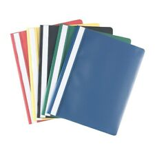 Staples 2-Prong Report Covers Letter Assorted 5/Pack (20638-Cc/10731) 307652