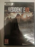 resident evil 7 biohazard jeu pc dvd neuf sous blister