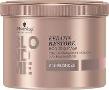 Schwarzkopf Professional BlondMe All Blondes Keratin Restore Bonding Mask 500ml