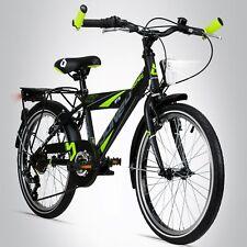 20 Zoll Kinderfahrrad Bergsteiger Sydney STVZO Shimano Kinderrad Jungen Fahrrad