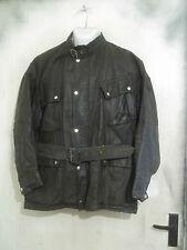 Vintage années 60 lewis leathers aviakit ciré veste moto taille m