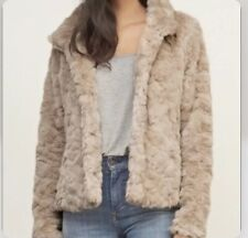 Abercrombie & Fitch Fur Jacket