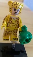 NEW!!! LEGO DC Super Heroes Series Minifigures- Cheetah Girl