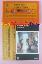 MC WARREN ZEVON Bad luck streak 1980 germany ASYLUM K 452 191 cd lp dvd vhs