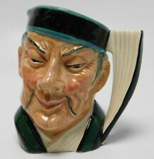 "Royal Doulton Toby Character Mug The Mikado D 6525 4.5"" 1958"