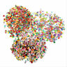 Wholesale 1000pcs 3D Fruit Animals flower Fimo Slice Clay Nail Art Tips Sticker