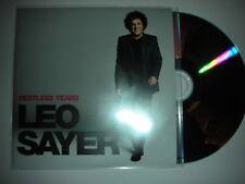 Leo Sayer - Restless Years - Single track