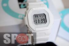 Casio Baby G Monotone Design White Ladies Watch BG-5606-7D BG5606 7D