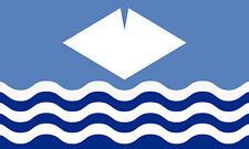 Premium Quality 5Ft X 3Ft 5'X3' Flag Isle Of Wight