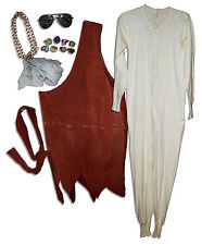Captain Kangaroo Tarzan-Inspired Worn Jungle Costume