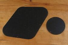 Back plate cover set F. Gibson ® les paul ® usa template standard Custom Noir