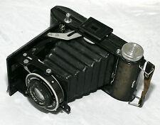 Belfoca I Bellows Folding Film Camera With Bonar 105mm f/6.3 Feinmess lens