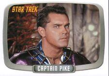 Star Trek 40th Anniversary Series 1 Chase/Insert Captain Pike CP8