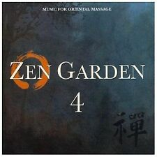 Zen Garden, Vol. 4: Music For Oriental Massage by Stuart Michael CD