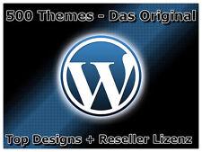 500 esclusivi WordPress temi Word Press layout GRAFICA grafica tema MRR NUOVO