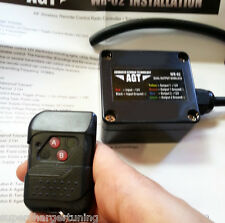 RF Waterproof Wireless Remote control & 2CH Receiver Toggle Switch