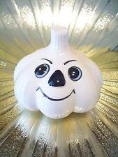 VTG Garlic Smiling Face Refrigerator Food Freshner Deorderizer Figurine MINT