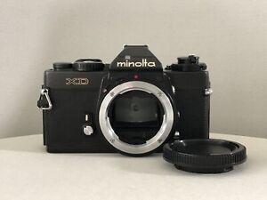 [Excellent 5*] Minolta XD Camera - Black