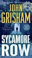 Sycamore Row by John Grisham (2014, US-Tall Rack Paperback)